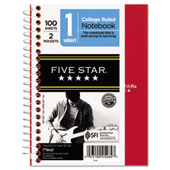 MEA45484 - Five Star® Wirebound Notebook