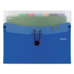 MEA73942 - Five Star® Horizontal Expanding File with Seven Removable Pockets
