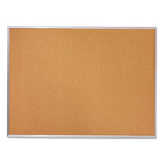 MEA85364 - Quartet® Economy Cork Board with Aluminum Frame
