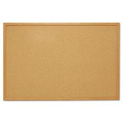 MEA85367 - Quartet® Cork Bulletin Board