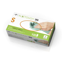 MED6MDS195174 - MedlineAloetouch 3G Synthetic Exam Gloves - CA Only