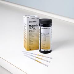 MEDAMV2161Z - Bayer - Strip, Multistix 10 Sg Reagent, 100 Vial