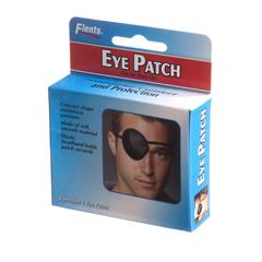 MEDAPYF414505 - MedlinePatch, Eye, Adult, Concave, Black