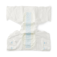 MEDBARIBRIEFC - MedlineBariBrief Bariatric Briefs - Heavy Absorbency