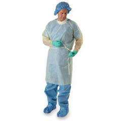 MEDCRI4000 - MedlinePolypropylene Isolation Gowns