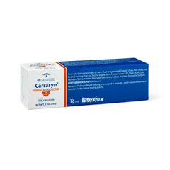 MEDCRR101030 - MedlineHydrogel, Carrasyn, 3 Oz. Tube