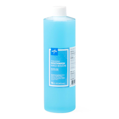 MEDCTR000410 - Chester LabsMouthwash, Alcohol-Free, 16 Oz