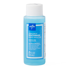 MEDCTR000412H - Chester LabsMouthwash, Be Fresh, Alcohol-Free, 2-Oz