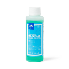 MEDCTR000426 - Chester LabsAprilFresh® Icy-Mint Mouthwash, Low-Alcohol, 4 oz.