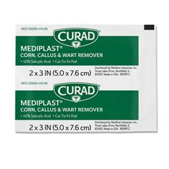 MEDCUR01496H - CuradCURAD Mediplast Wart Pads