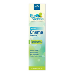 MEDCUR095005B - MedlinePure & Gentle Disposable Saline Enema