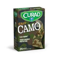 MEDCUR45701RB - CuradCURAD Camp CAMO Bandages
