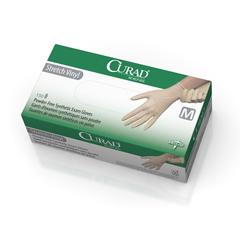 MEDCUR9225H - CuradCURAD Stretch Vinyl Exam Gloves