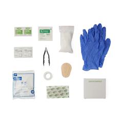 MEDCURFAK300RBV1 - Curad - 175-Piece Complete First Aid Kits, 6 KT/CS