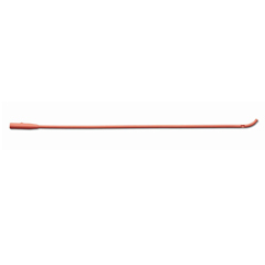 MEDDYND13614 - Medline - Red Rubber Latex Coude Tip Intermittent Catheters, 14.0, 12 EA/CS