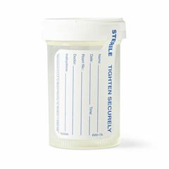 MEDDYND30362 - MedlinePneumatic Tube System Specimen Containers, 3 oz
