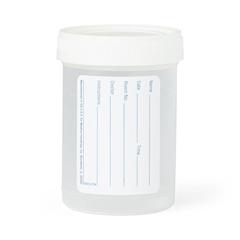 MEDDYND30369 - MedlineContainer, Specimen, Pneumatic Tube, 4-Oz, Sterile