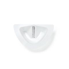 MEDDYND36605H - Medline - Speci-Pan, Deluxe, 1200cc, White