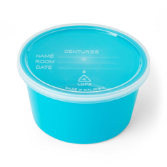MEDDYND70293Z - Medline - Denture Containers