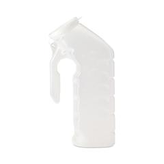 MEDDYND80235S - MedlineSupreme Clear Urinals