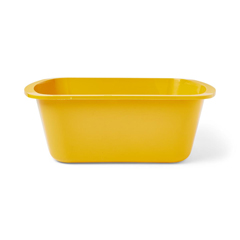 MEDDYND80301 - Medline - Washbasin, Rectangular, Gold, 8 Qt