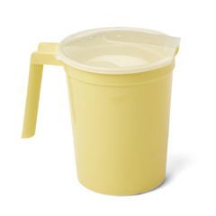 MEDDYND80521 - MedlineNon-Insulated Plastic Pitcher