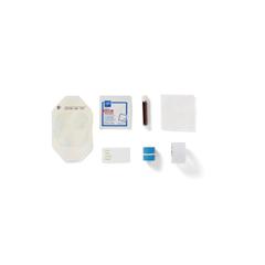 MEDDYNJ04047 - Medline - 8-Piece IV Start Kit with Alcohol Prep Pad, PVP Ampule and Tegaderm Transparent Film Dressing, 100 EA/CS