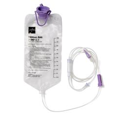 MEDENFIT70552H - Medline - EntraFlo Feeding Sets with ENFit