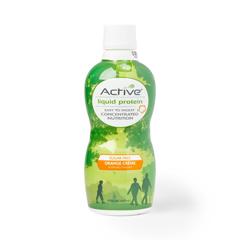 MEDENT693SFOC - MedlineActive Liquid Protein Nutritional Supplement