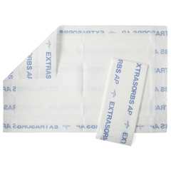 MEDEXTRASORB2336 - MedlineExtrasorbs Breathable Disposable DryPads