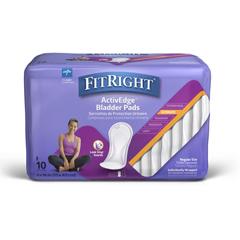 MEDFBC1040 - MedlineFitRight Bladder Control Pads, 120 EA/CS