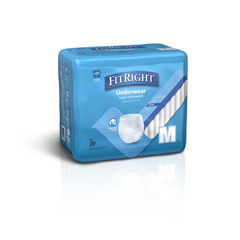 MEDFIT23005A - MedlineFitRight Ultra Protective Underwear