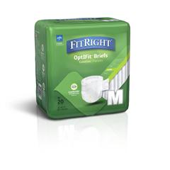 MEDFITEXTRAMDZ - MedlineFitRight Extra Briefs