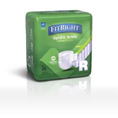 MEDFITEXTRARGZ - MedlineFitRight Extra Briefs