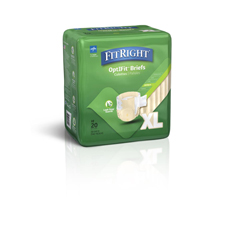 MEDFITPLUSXLGZ - MedlineFitRight Plus Briefs