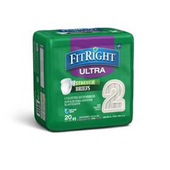 MEDFITSTRETCHU2 - MedlineFitRight Stretch Ultra Brief