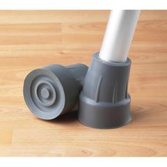 MEDG00502 - Guardian - Guardian 7/8 Super Crutch Tip, Gray, 8 PR/CS