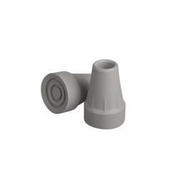 MEDG00842 - Medline - Guardian 7/8 Super Crutch Tip, Gray, 8 PR/CS