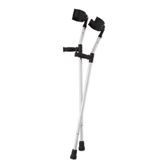 MEDG05160 - GuardianAluminum Forearm Crutches - Tall Adult