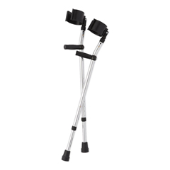 MEDG05162Y - Medline - Guardian Forearm Crutches, 1/PR