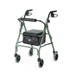 MEDG07886G - GuardianEconomy Rollators-Green