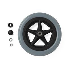 MEDG222-0934 - Medline - Rear Walker Wheel Attachment