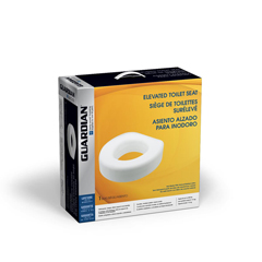 MEDG30250 - GuardianSeat, Toilet, Riser, Economy 6, Guardian