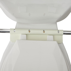 MEDG30300H - MedlineToilet Safety Rails