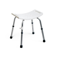 MEDG30403 - GuardianChair, Shower, without Back, Knock Dwn, 250 Lb