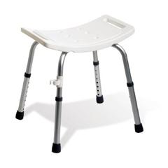 MEDG30403H - Medline - Easy Care Shower Chair/Stool, 1/EA