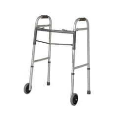 MEDG30757WH - Guardian - Adult Rolling Walker with 5 Wheels