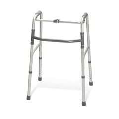 MEDG30761P - Guardian - 1-Button Folding Youth Walker, 4EA/CS