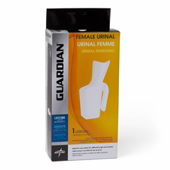 MEDG901-PC - Guardian - Urinal, Female, Guardian, 6Cs