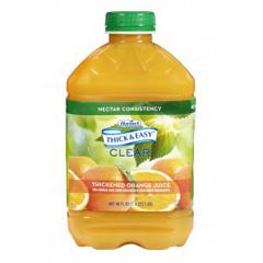 MEDHML42161 - Hormel LabsJuice, Orange, Thickened, Thick & Easy, Nectar, 6x48-Oz